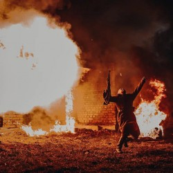 Пиротехнические и огненные эффекты