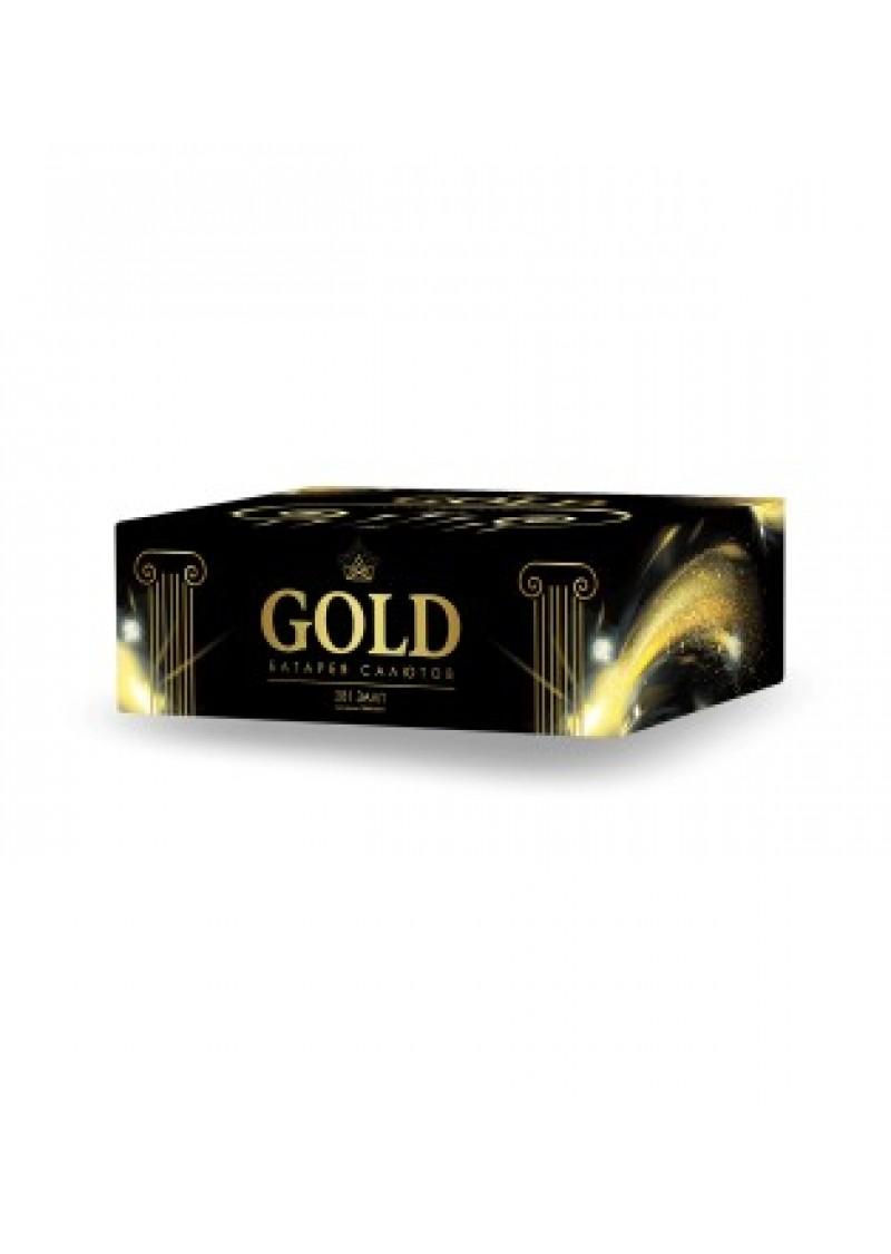 """GOLD 1""""/1,2 х 268 залпов"""